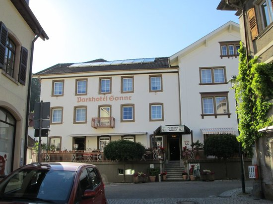 Parkhotel Sonne