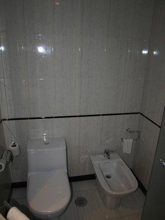 Sercotel Gran Hotel Luna de Granada: baño