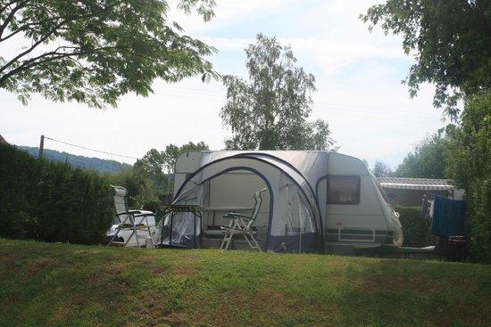 Camping Lac du Lit du Roi : Emplacement