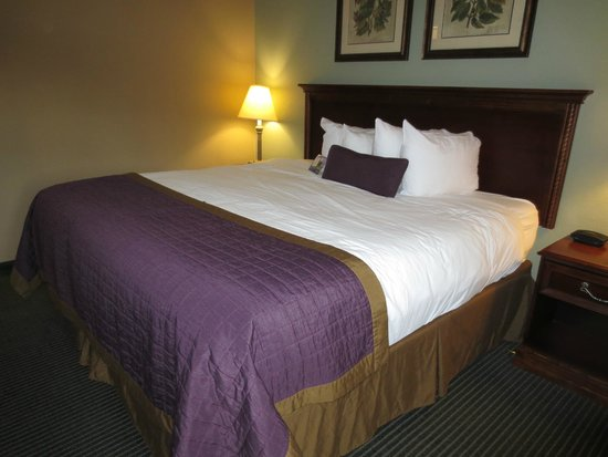 Baymont Inn & Suites Cherokee Smoky Mountains : Our Room
