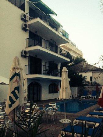 Bella Maria: Hotel bella Marie
