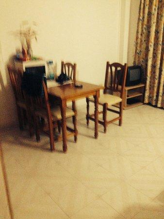 Bella Maria: Sitting area
