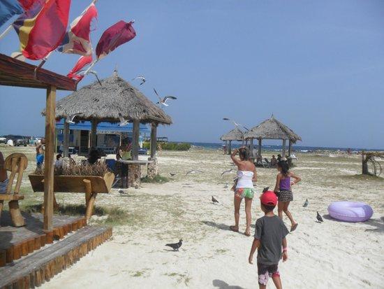Baby Beach: Gran lugar