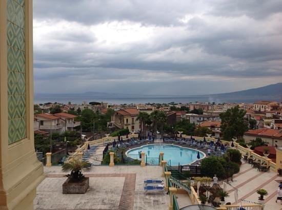 Grand Hotel la Pace: room view