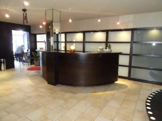 Hôtel Le Ceïtya : Réception