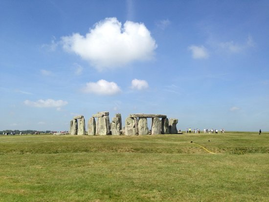 Mad Max Tours : Stonehenge