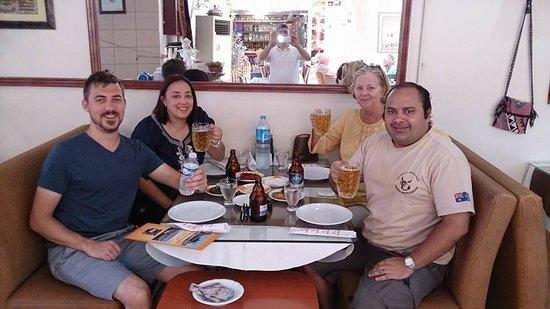 Oz Urfa: Efes beer!