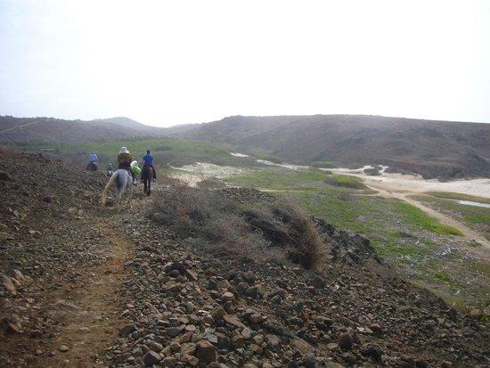 Rancho Daimari: on the trail
