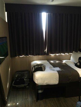 Z Hotel Liverpool: La camera!