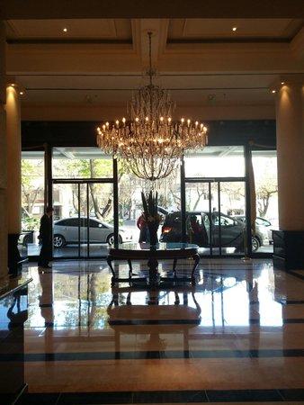 Diplomatic Hotel: Lobby