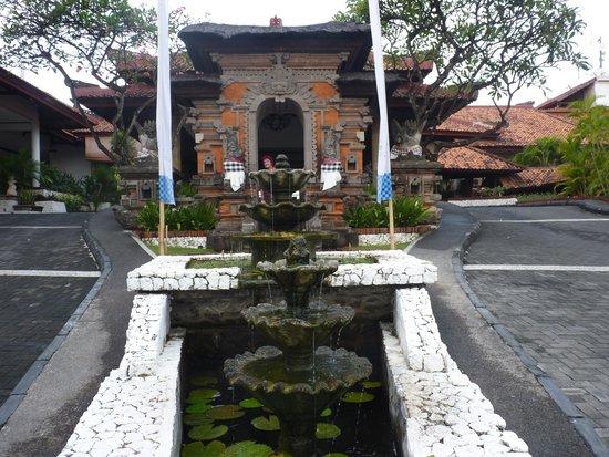 Sol Beach House Benoa Bali by Melia Hotels International: The Entrance