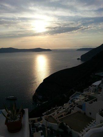 Ampelos Greek Restaurant & Wine Bar: The View