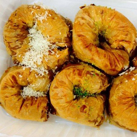 Alims Fischimbiss: Amazing Baklava