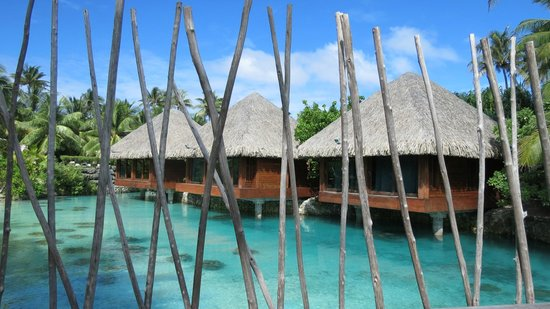 InterContinental Bora Bora Resort & Thalasso Spa: Spa