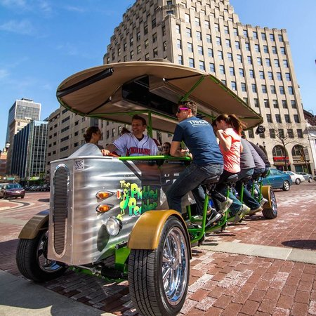 ‪The Pickled Pedaler‬