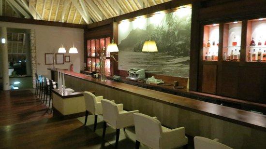 InterContinental Bora Bora Resort & Thalasso Spa: bar