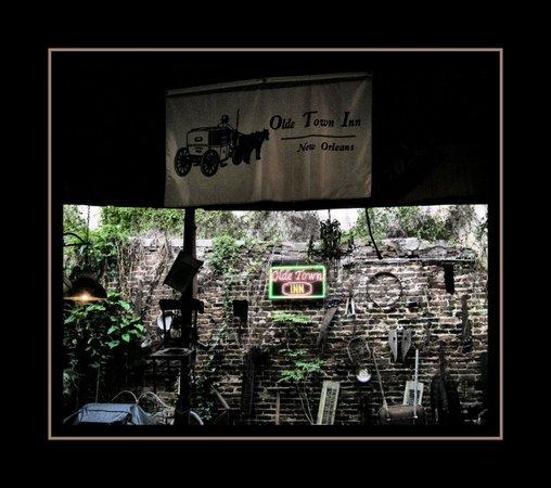 Olde Town Inn : Breakfast Area