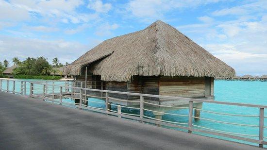 InterContinental Bora Bora Resort & Thalasso Spa: nostro overwater