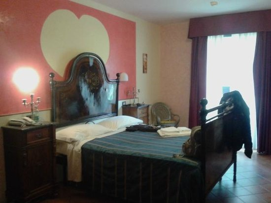 Toscana Verde: camera da letto