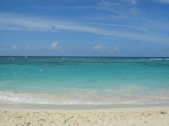 Luxury Bahia Principe Ambar Blue Don Pablo Collection: Beautiful Beach!!