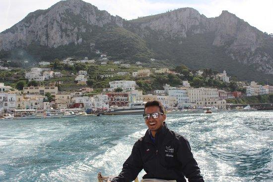Capri Whales di Wendy: Capri Whales - Christian