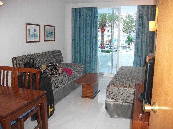 Hoposa Hotel & Apartments Villaconcha: lounge