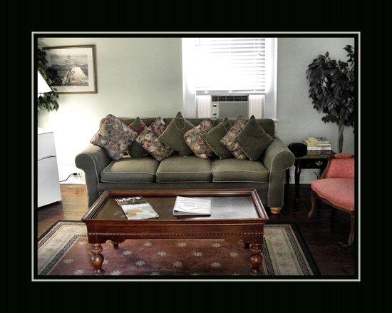 Olde Town Inn : Room