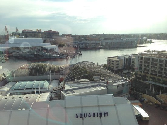 Four Points by Sheraton Sydney, Darling Harbour: Amazing view from the room