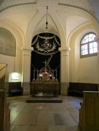 Conciergerie: Altare