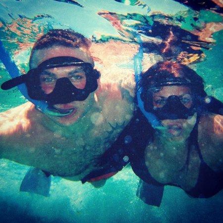 Hotel Riu Palace Peninsula: Snorkling