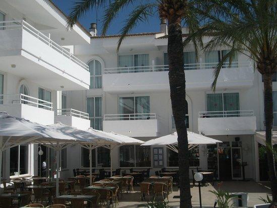 Hoposa Hotel & Apartments Villaconcha: Our Apartment