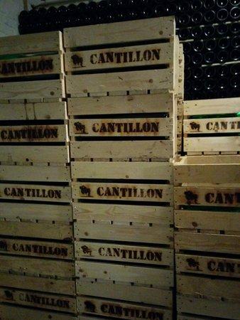 Brasserie Cantillon : Bottiglie