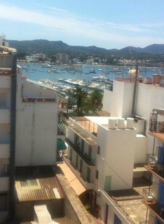 Casa Maria Apartments : View from the roof top pool