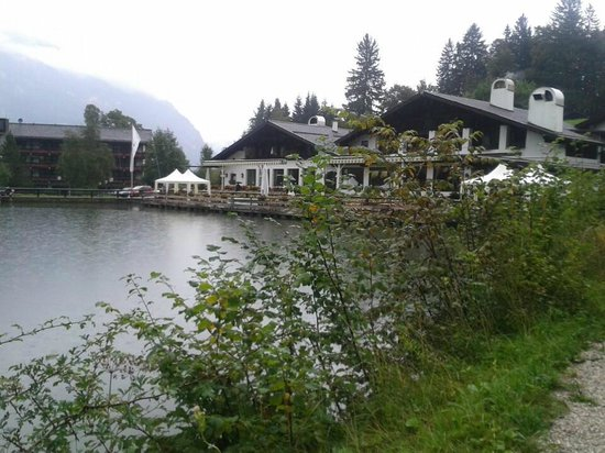 Riessersee Hotel Resort: Hotel am See