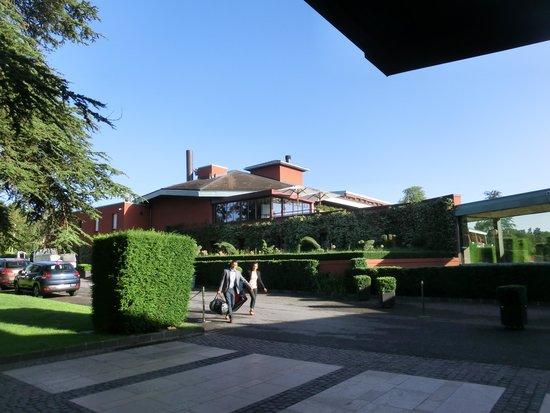 La Réserve Genève - Hôtel and Spa : Entrada do hotel