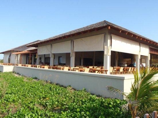 Hotel Cayo Santa Maria : Restaurant de la plage