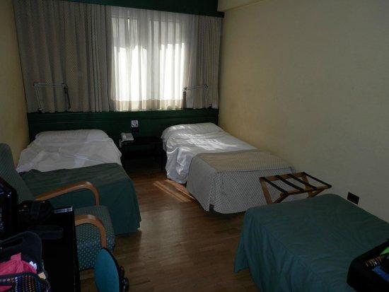 Hotel Anaco : Habitacion
