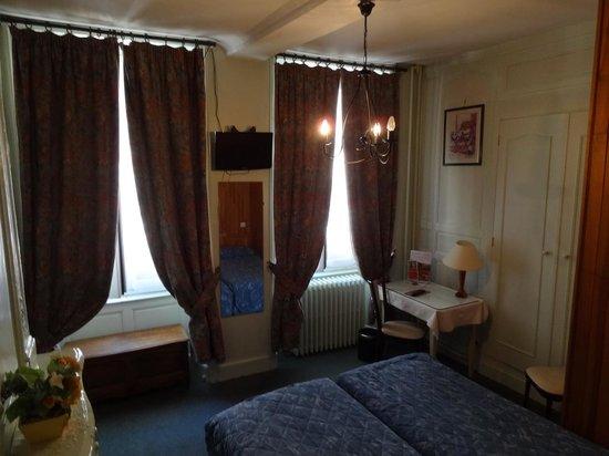 Hotel Saint-Etienne : Chambre 5