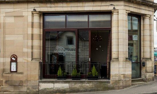 The Quaich Bar: Sliding windows for that 'al fresco' feel