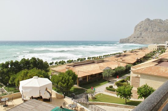 Atlantica Imperial Resort & Spa: View from room