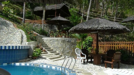 Tribal Hills Mountain Resort: Pool area