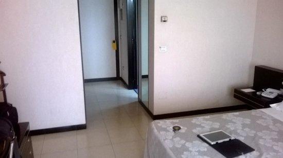 Hotel Panorama: stanza