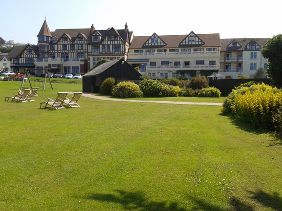 The Woolacombe Bay Hotel: Lovely individual rooms - good choice