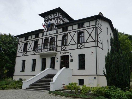 Pensjonat Park: Hotel Exterior