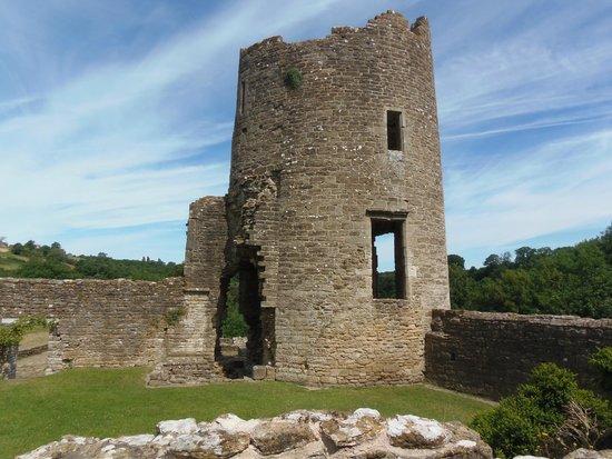 Farleigh Hungerford Castle: Tower