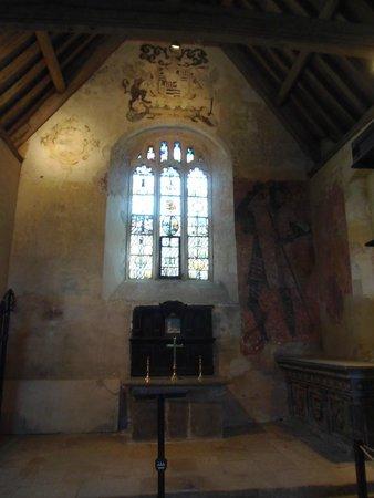 Farleigh Hungerford Castle: Chapel
