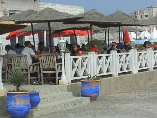 Essaouira Beach: Restaurants and cafe's