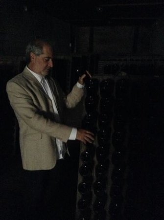 Cathar Country Wine Tours: Jean-Michelle exceptional host