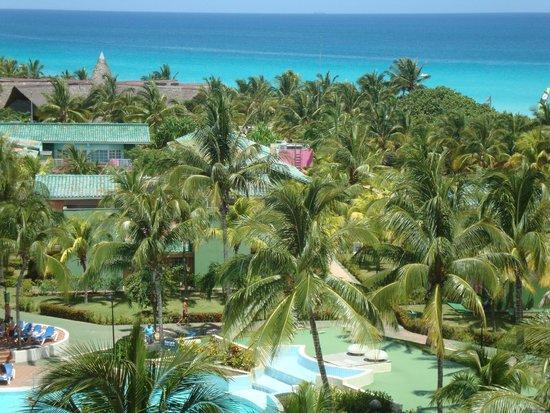 Barcelo Solymar Arenas Blancas Resort: Vista desde la habitación