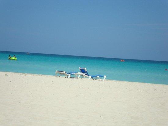 Barcelo Solymar Arenas Blancas Resort: Playa